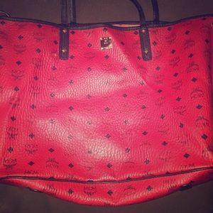 MCM Large Bag Reversible